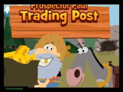 Prospector Paul's Trading Post Storyboard